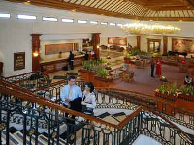 Hotel Java Jogyakarta Jogya Plazza Hall