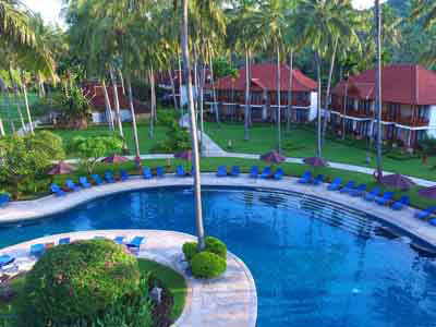 Hotel Lombok Holiday Resort Piscine