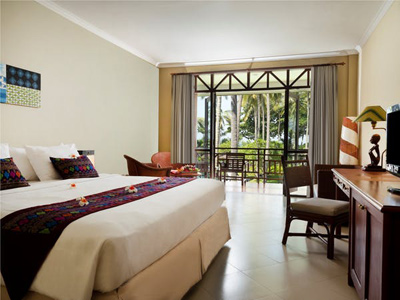Lombok Senggigi Hotel Holiday Resort ocean view